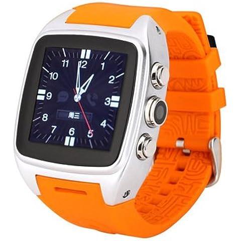 xie X01nueva independiente Tarjeta GPS 3G hablar impermeable reloj