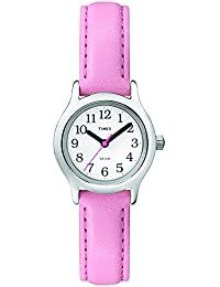 Timex Kid's T79081 Quartz Watch with White Dial