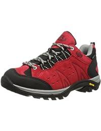 Bruetting Mount Bona Low 211086 - Zapatos de cuero para mujer, color rojo, talla 39 EU (6 Damen UK)