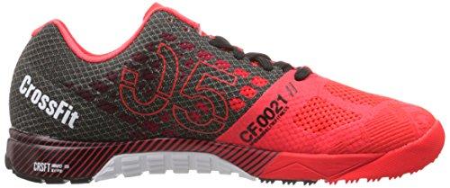 Reebok Crossfit Nano Shoe 5.0 Formazione Neon Cherry/black/chalk