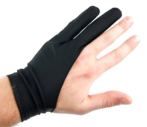 Schultertasche für Wacom Grafiktabletts mit Platz für Zubehör und Antifouling-Handschuh - 3