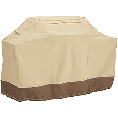 weiju fmskzh1102420d Oxford panno impermeabile barbecue, barbecue grill cover per grandi accessori portatile con borsa per il trasporto - Grill Panno