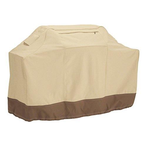 weiju fmskzh1102420d Oxford panno impermeabile barbecue, barbecue grill cover per grandi accessori portatile con borsa per il trasporto