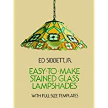 Easy to Make Stained Glass Lampshades