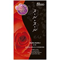 JEX | Condoms | NURU-NURU Extra Jelly Condoms 12pc (japan import) preisvergleich bei billige-tabletten.eu