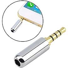 3.5mm 4 Polos Auriculares Jack Soldador Macho Reparación de Auriculares Jack Cable Enchufe Adaptadores de