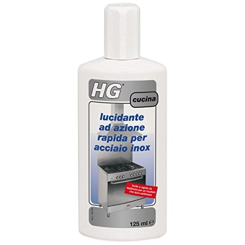 HG Quick-acting stainless steel rinse aid