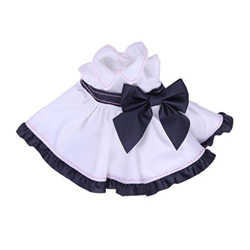 Gazechimp Princess Kleidung Tanzen Kleid Kleider Mit Bowknot Outfit für 12 Zoll Blythe Puppen (Princess Dress Up Kleidung)