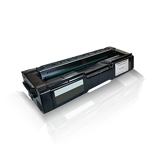 Preisvergleich Produktbild kompatible Tonerkartusche für Ricoh SP C 250 SP C 250 dn SP C 250 e SP C 250 sf SP C 250 sfw SP C250DN SP C250E SP C250SF SP C250SFW SPC Black Schwarz BK K