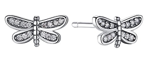 saysure-925-sterling-silver-petite-dragonfly-small-stud-earrings