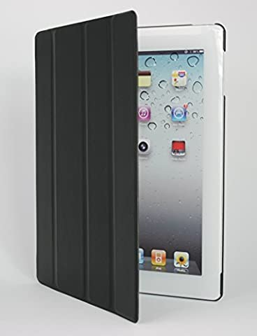 Tasche für Apple Ipad 2 3 4 Case Hülle Schutzhülle Cover Tablet-Zubehör Kunst-Leder TPU Dünn Ultra-Thin in Kunstleder