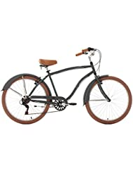 KS Cycling Cruizer Vélo Gris/Anthracite 26""