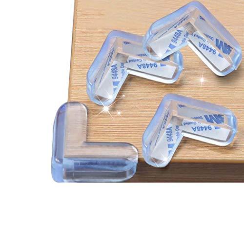 Vatuosd Weiche Schreibtisch-Tischschutz-Rand-Klebeband-Kind-Baby-Sicherheits-Eckenschutz Verlängerungen für Schutzgitter