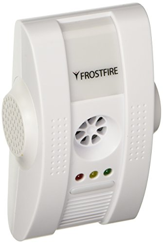 Frostfire Plug In Electromagnetic, UltraSonic and Ionic Pest Repeller