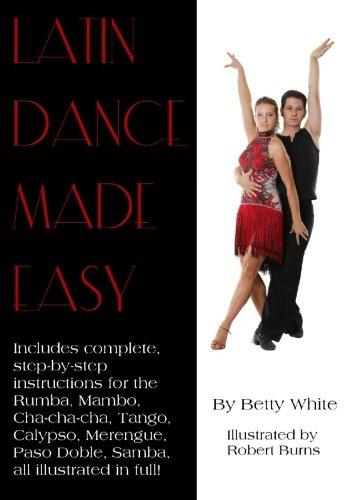 Latin dance made easy Betty White