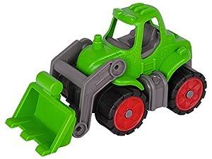 BIG Power-Worker Mini Tractor De plástico vehículo de Juguete - Vehículos de Juguete (De plástico, Verde, 2 año(s), 5 año(s), Niño, 100 mm)