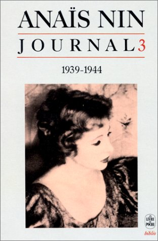 JOURNAL. Tome 3, 1939-1944