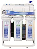 RDL Group Ultimate Plus 400 GPD   Directflow Osmoseanlage   Bis zu 1100 ml Osmosewasser pro Minute