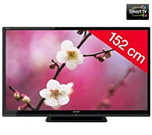SHARP LED-Fernseher LC-60LE635E (Import Allemagne)