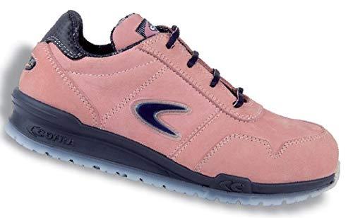 Cofra Damen Sicherheitsschuhe Rose Women's S3 Größe 40, rosa, 78500-006