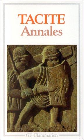 Annales par Tacite