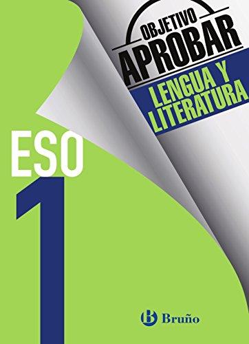 Objetivo aprobar Lengua y Literatura 1 ESO: Edición 2016 (Castellano - Material Complementario - Objetivo Aprobar) - 9788469611937