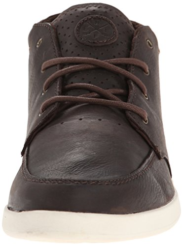 Reef Spiniker Mid Nb, Chaussures de ville homme Marron (Chocolate Cho)