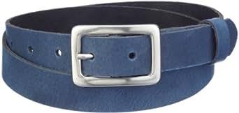 MGM Damen Gürtel 970-11364, Gr. 75, Blau (Blau)