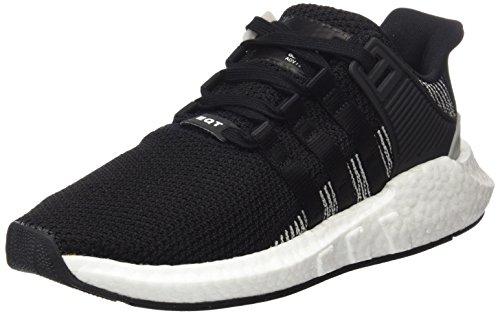 adidas Herren Eqt Support 93/17 Sneakers, Schwarz (Core Black/Core Black/Ftwr White), 40 EU