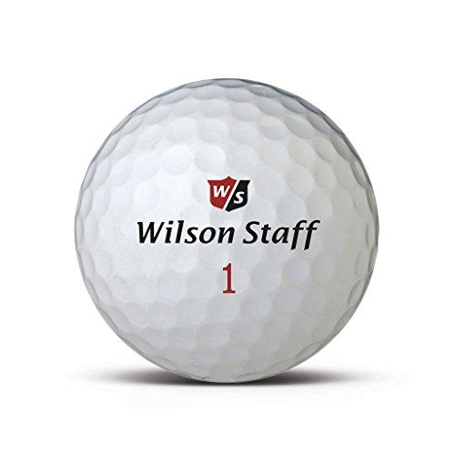 .Wilson Staff DX2 Soft - Individuell Bedruckt mit Ihrem Text Bild oder Logo (1 STK) -