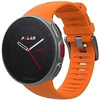 Polar Vantage V, Exclusive Edition, Multisportuhr, Pulsmesser, GPS, Größe S/M, Orange