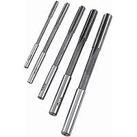 10 stücke Maschinenreibahle HSS Zylinderschaft Chucking Reibahlen Fräser Werkzeug-set, 3/4/5/6/7/8/9/10mm