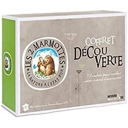 Les 2 Marmottes Coffret Découverte - 11 Infusions Et 1 Thé - Idéal En Cadeau - Bien-Être Et Relaxation - Découvrir Et S'initier Aux Plantes - 72 Sachets - Made In France