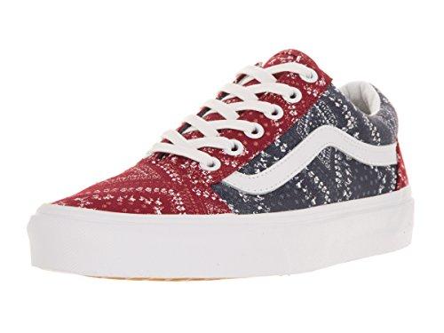 Vans Old Skool Unisex ditsy Erwachsene parisian Reissue Sneakers bandana BqrFBnwx4