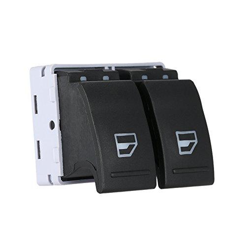 KKmoon Auto Elektrische Fenster-Switch Treiber Seite Vorne/Hinten Schalter