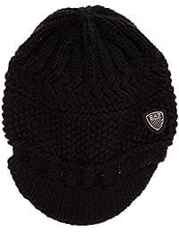 Emporio Armani EA7 gorro de mujer sombrero nuevo mount urban 2 negro