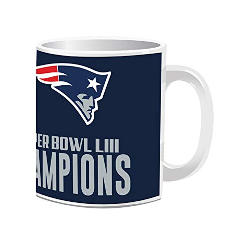 Forever Collectibles NFL Superbowl Champions Kaffeetasse - New England Patriots