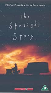 The Straight Story [VHS] [1999]