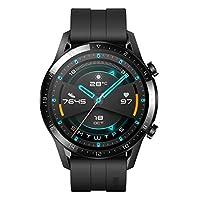 HUAWEI 55024316 Smartwatch GT 2, 46 mm - Matte Black
