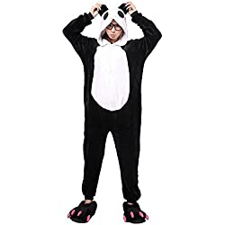 LATH.PIN Animal Carnaval Disfraz Cosplay Pijamas Adultos Unisex Ropa De Noche S/M/L/XLadulto animal cosplay de Halloween traje dise?o de animal
