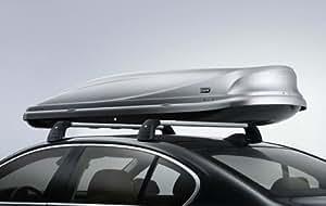 Grand coffre de bMW skibox 460 litres, noir