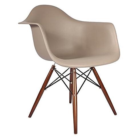 Chaise DAW - Taupe,