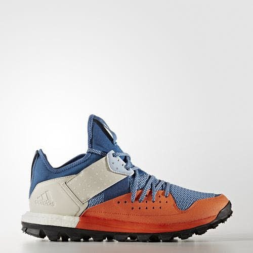 Adidas Herren Response Tr M Wanderschuhe, Blau (Azubas/Negbas/Narene), 44 EU (Response Trail-running-schuh)