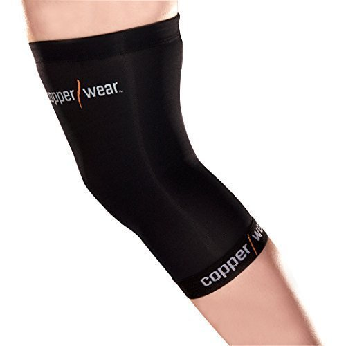 Copper Wear Compression Knee Sleeve, Medium by Tristar Products, Inc.