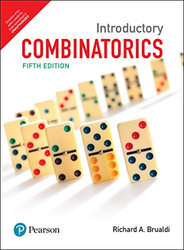 Introductory Combinatorics | Fifth Edition | By Pearson
