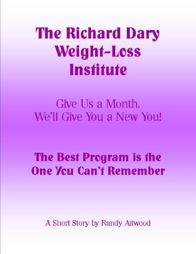 the-richard-dary-weight-loss-institute-english-edition