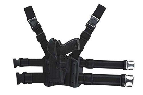 Blackhawk Level 3 Tactical SERPA Holster für H&K USP Fullsize, P8 links scchwarz