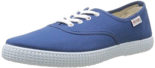 Victoria Inglesa Lona, Sneaker Unisex - Adulto, Blu (Bleu (Oceano)), 43 EU