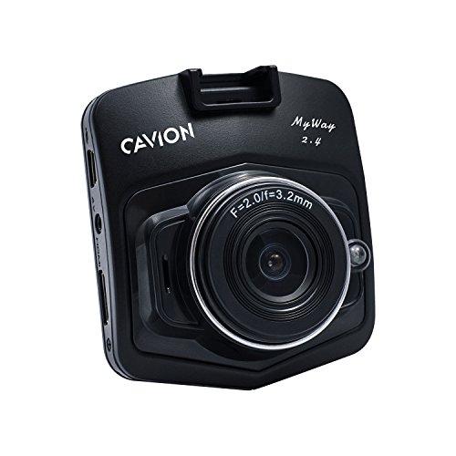Cavion My Way 2.4 DVR Kamera schwarz