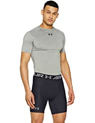 Under Armour Men's HeatGear Mid Compression Shorts